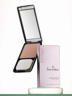 Компактная пудра  Жан д'Арсель Face Cosmetics Compact Powder Jean d'Arcel
