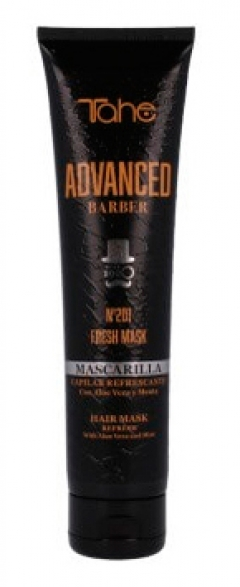 Восстанавливающая маска для волос Тахе Advanced Barber No201 Fresh Mask Tahe