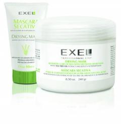 Маска с экстрактом чайного дерева Биокосметика Эксель Drying Mask with Tea Tree oil extract  Biocosmetica EXEL