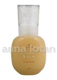 Золотой шелк эмульсия для лица Анна Лотан Liquid Gold Golden Silk Facial Serum Anna Lotan