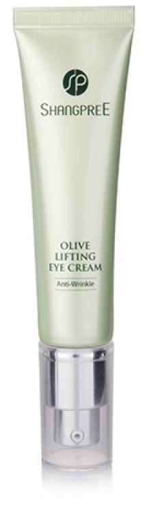 Оливковый крем для кожи вокруг глаз с эффектом лифтинга ШангПри Olive Lifting Eye Cream ShangPree