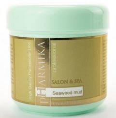 Водорослевая грязь антицеллюлитная Фармика Seaweed mud pHarmika