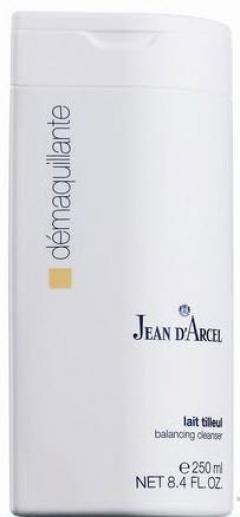Очищающее молочко для смешанной и жирной кожи Жан д'Арсель Cleansing Lait Tilleul Jean d'Arcel