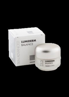Концентрированный регенерирующий крем для чувствительных участков кожи с противоотечным действием Тоскани Косметикс Lumiderm BALANCE Toskani Cosmetics