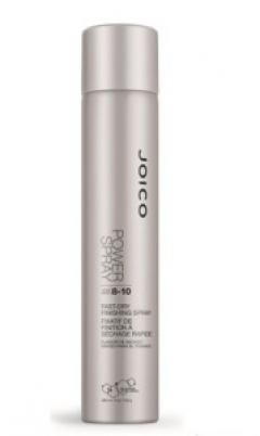 Лак быстросохнущий экстра сильной фиксации (фиксация 8-10) Джойко Power Spray Fast-Dry Finishing Spray-Hold 8-10 Joico