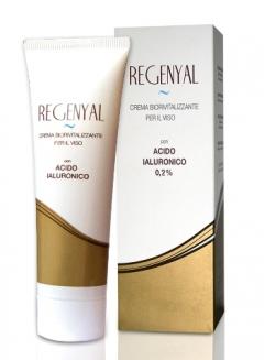 Крем REGENYAL биоревитализирующий крем с гиалуроновой кислотой Свит Скин Систем REGENYAL Face Cream Sweet Skin System