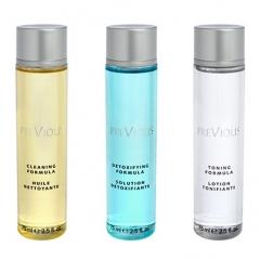 Интенсивная Очищающая Программа (Очищающее масло+Детоксифицирующая вода+Тонизирующий лосьон) Иво Питанги Intense Cleansing Program Ivo Pitanguy