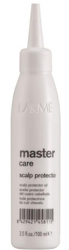 Масло для защиты кожи головы при окрашивании Лакме Master Care Scalp Protector Lakme