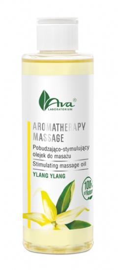 Стимулирующее массажное масло с иланг-илангом АВА Лабораториум Stimulating massage oil YLANG-YLANG AVA Laboratorium