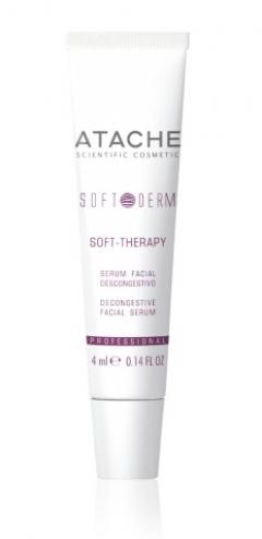 Активные сыворотки устраняющие гиперемию Атаче Soft Derm Soft Therapy Atache