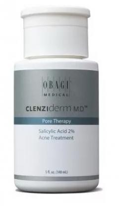 Тоник для очищения пор с салициловой кислотой 2% Обаджи CLENZIderm Pore Therapy Obagi