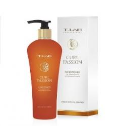 Кондиционер для потрясающих завитков и прекрасных волн Т-Лаб Профешнл Curl Passion Conditioner T-Lab Professional
