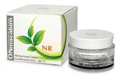 Увлажняющий крем для комбинированной кожи ОНмакабим NR Line Moisturizing Cream Combination Skin SPF15 OnMacabim