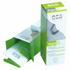 Ночной крем для лица Эко косметика Eco Night Cream Eco Cosmetics