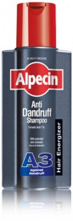 Шампунь против перхоти и выпадения волос А3 Альпецин A3 Anti Dandruff Alpecin