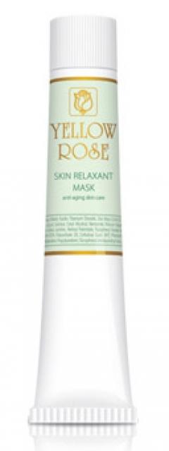 Маска релаксант Йелоу Роуз Skin relaxant mask Yellow Rose