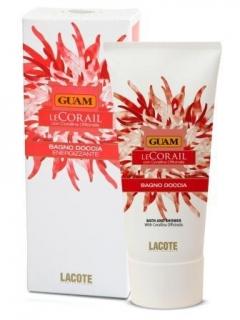 Соль-гель для душа и ванны Гуам Le Corail Bagno Doccia (Shower Bath Gel) Guam
