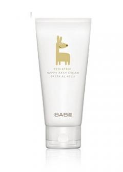 Увлажняющий и защитный крем под подгузник Бэйби Лабораториз Nappy Rash Cream Babe Laboratorios