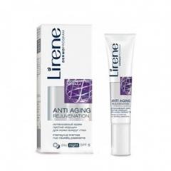 Интенсивный крем против морщин для кожи вокруг глаз Лирен Anti-Aging Intensive Anti-Wrinkle Eye Cream Lirene