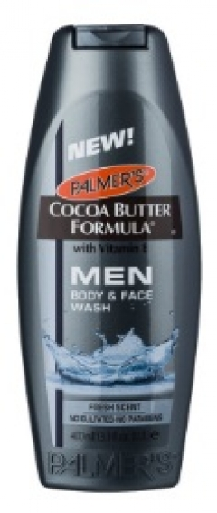 Мужской гель для умывания и душа Палмерс Cocoa Butter Formula Men's Body & Face Wash Palmers