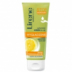 Крем для рук Лимон Лирен Smoothing Hand Cream with Lemon Lirene