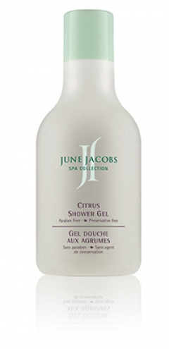 Гель для душа Цитрус Джун Джейкобс Citrus Shower Gel June Jacobs
