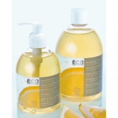 Эко мыло с маслом лимона Эко косметика Eco Hand Soap with lemon Eco Cosmetics