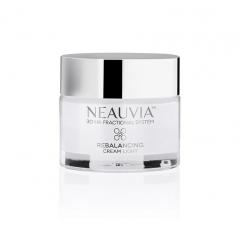Восстанавливающий крем для жирной и смешанной кожи Ньювиа Rebalancing Cream Light Neauvia