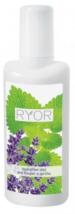 Гидрофильное масло для ванны и душа Риор Hydrophilic oil for bath and shower Ryor
