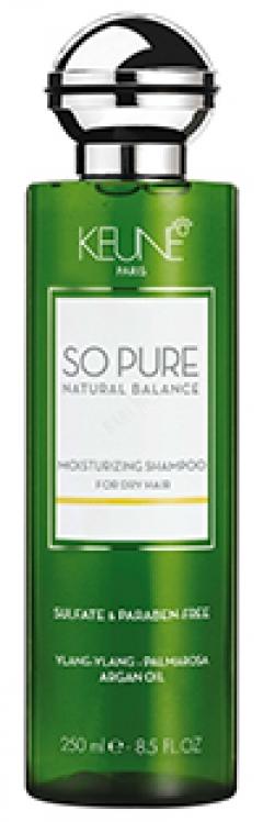 Шампунь «Увлажняющий» Кёне So Pure Moisturizing Shampoo Keune
