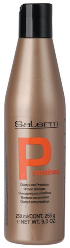 Протеиновый шампунь Салерм Champu Con Proteinas Salerm