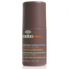Шариковый дезодорант Нюкс Men 24hr Protection Deodorant Nuxe