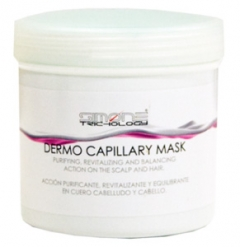 Маска-пилинг для волос Дермокапилляр Симоне Трихолоджи Dermo Capillary Mask Treatment Simone Trichology