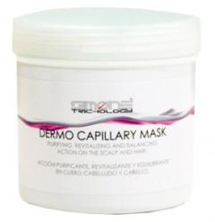 Маска-пилинг для волос Дермокапилляр Симоне Трихолоджи Dermo Capillary Mask Treatment Simone Trichology