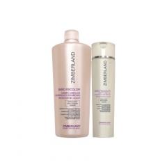 Шампунь Фиксатор цвета для окрашенных волос Зимберленд Fix Color Shampoo Zimberland