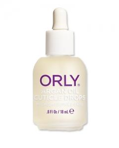 Масло для кутикулы на основе масла Арганы Орли Argan Oil Cuticle Drops Orly