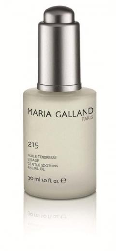 Нежное масло для лица Мария Галланд Gentle facial oil № 215 Maria Galland