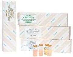 Ампулы для сухой, чувствительной кожи и кожи с куперозом М.Маджи AMPOULE SENSITIVE M.Magi