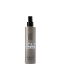 Спрей для придания объема тонким и поврежденным волосам Инебрия Ice Cream Volume Root Spray Inebrya