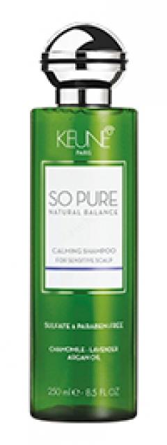 Шампунь «Успокаивающий» Кёне So Pure Calming Shampoo Keune