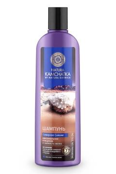 Шампунь для волос «СЕВЕРНОЕ СИЯНИЕ» максимальное очищение и свежесть волос Натура Сиберика Natura Siberica