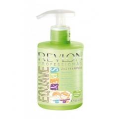 Шампунь 2 в 1 увлажняющий и питательный для детей Ревлон Профессионал Equave Kids Shampoo Revlon Professional