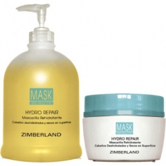 Маска увлажняющая для разглаживания кудрявых волос Зимберленд Hidro Repair Mask Zimberland