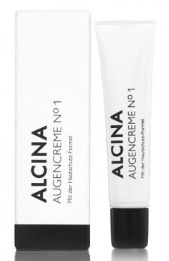 Крем для кожи вокруг глаз №1 Альцина Augencreme №1 Alcina