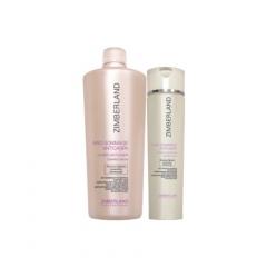 Шампунь против перхоти для сухих волос Зимберленд Gommage Shampoo Zimberland