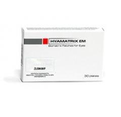Патчи для глаз (биосовместимый пластический материал) Гиаматрикс EM Hyamatrix