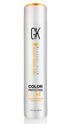 Шампунь - домашний уход глубокое увлажнение Глобал кератин Moisturizing Shampoo GK Hair Professional (Global Keratin)
