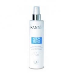Спрей для одежды (удаляет неприятный запах с одежды, сумок, обуви) Нанник QC DEO Textile Nannic