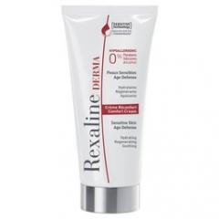 Крем омолаживающий для чувствительной кожи лица Рексалайн DERMA Cream Rexaline