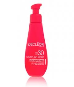 Молочко защитное увлажняющее для лица и тела SPF30 Деклеор Lait Protecteur Hydratante FPS 30 Decleor